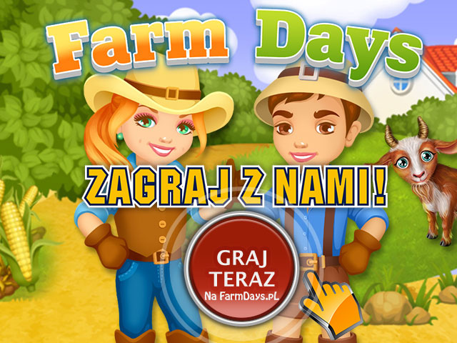 Gra Farm Days na - FarmDays.PL